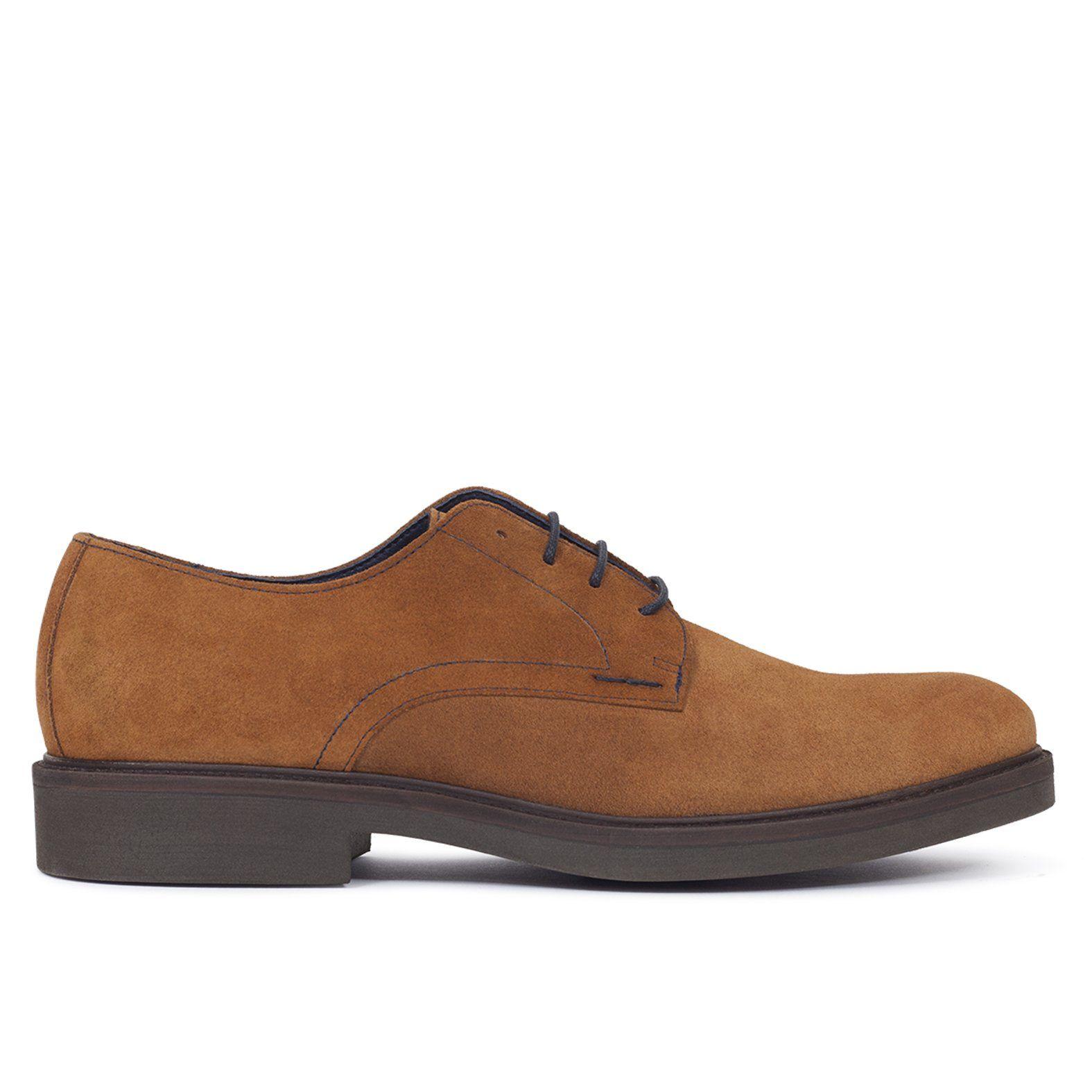 45e239a8 Zapato de hombre con ordones de piel CUERO - Zapatos online miMaO – miMaO  ShopOnline