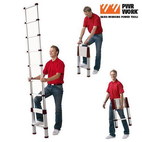 XXL Ladder Jatkettavat Teleskooppi Tikkaat ovat pakkohankinta kotiin, sillä niillä yltää joka nurkkaan ja paikkaan. Lisäksi ne ovat taitettavat tikkaat, joten voit helposti varastoida ja kuljettaa niitä (painaa noin 7 kg ja kooltaan noin 70 x 46 x 7 cm taitettuna). XXL Ladder on valmistettu kestävästä alumiinista ja niillä yltää jopa 260 cm korkeuteen. Minimikorkeus […]