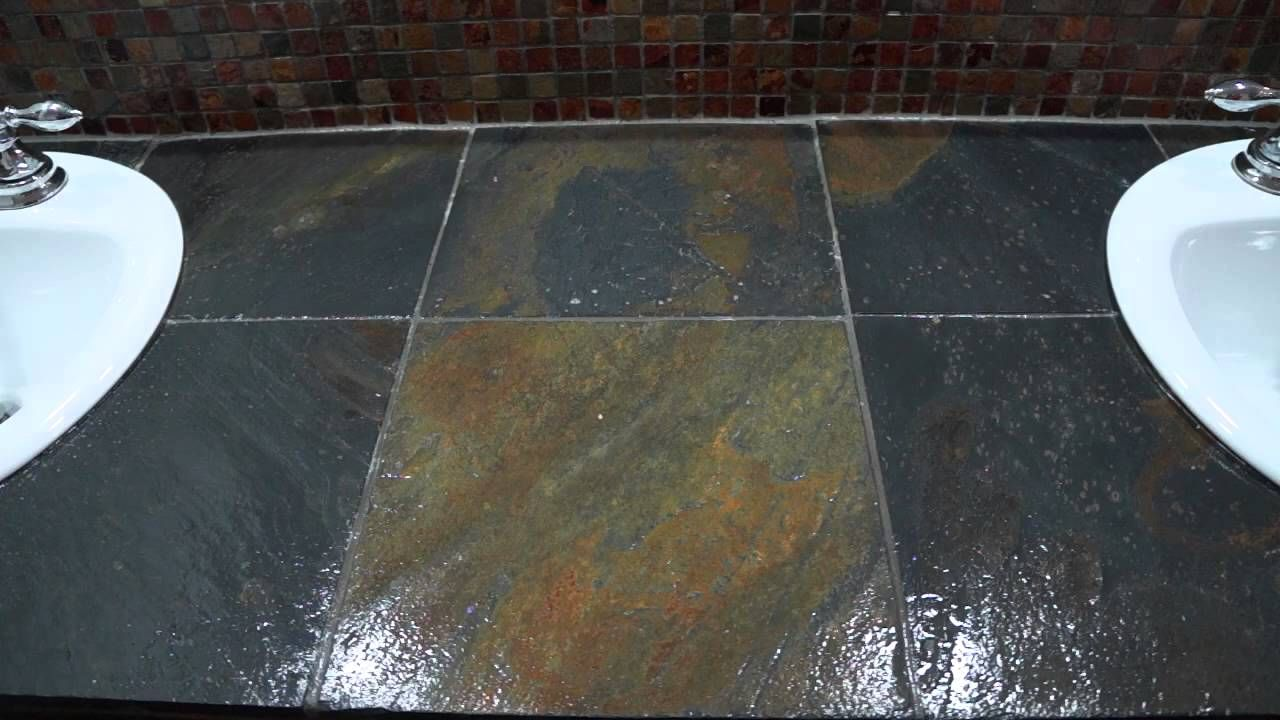 How to Seal Slate or Natural Stone Tiles Natural stone