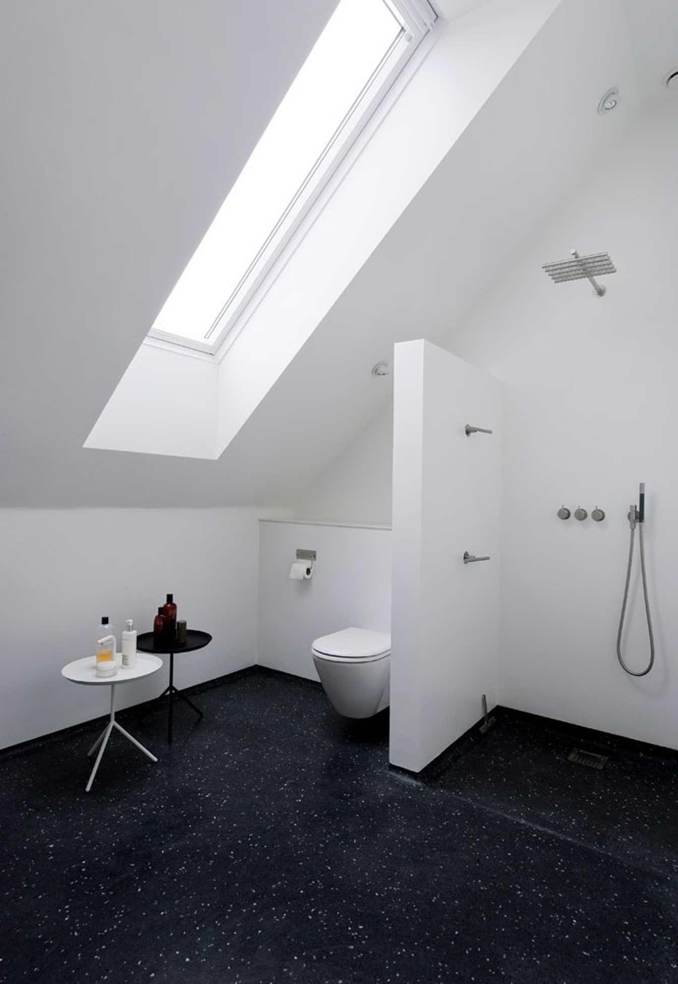 Velux window ideas  kattegat i sigte  lille scandinavian bathroom and interior