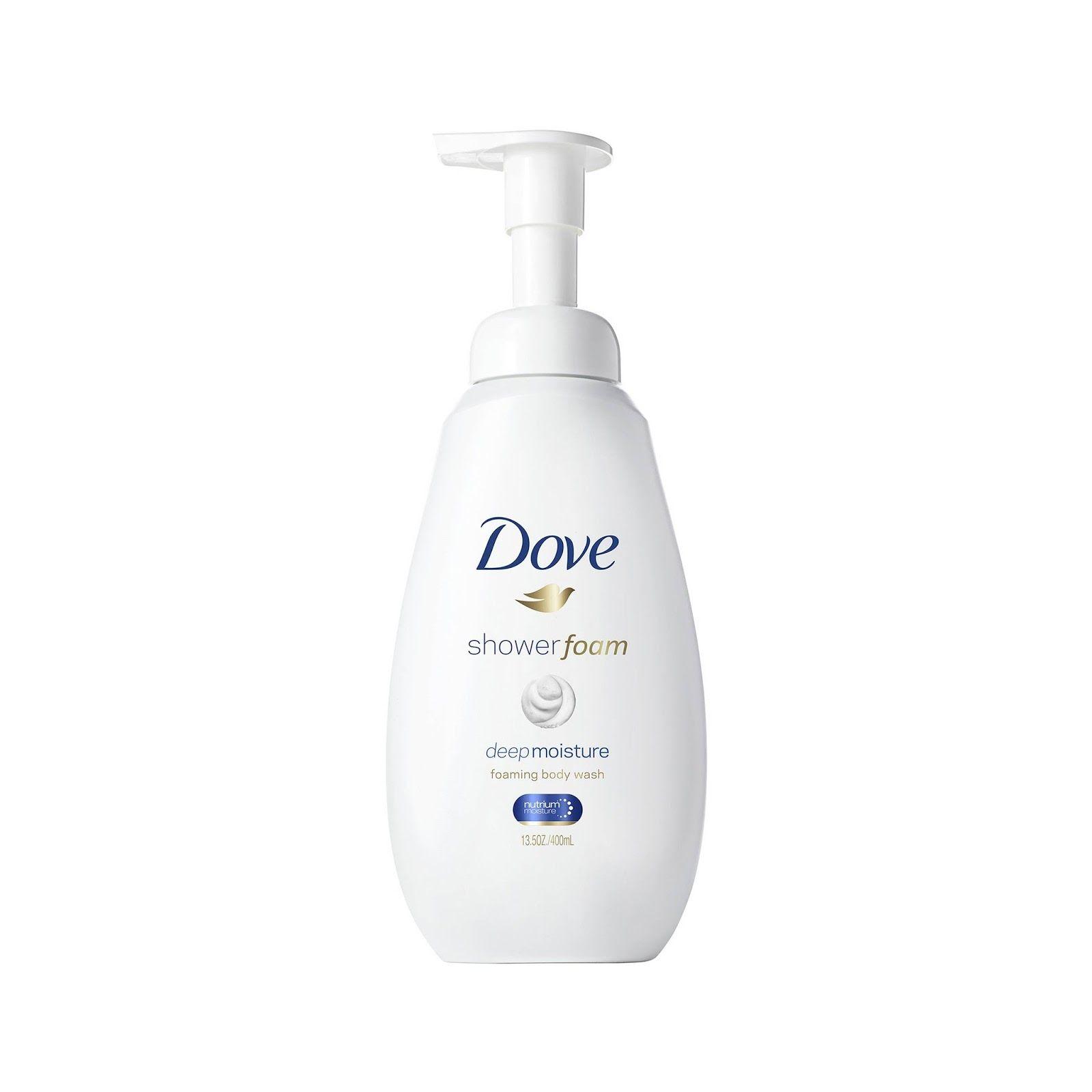 Drugstore Buy Of The Week Dove Deep Moisture Foaming Body Wash Foaming Body Wash Shower Foam Skin Care