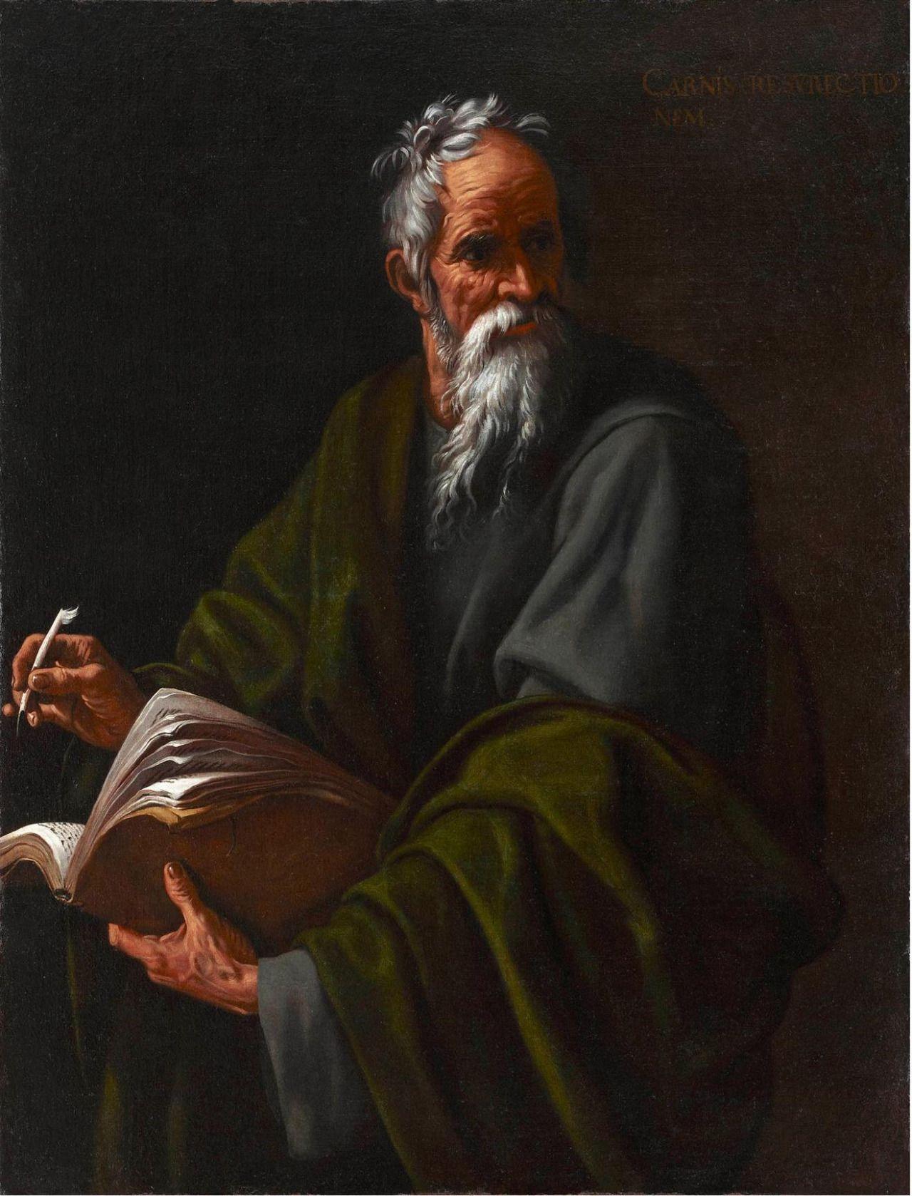Spanish Baroque Art Saint Matthew Biblical Art Art