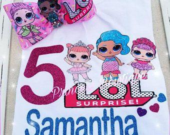 7366a76b Lol surprise, lol surprise shirts, lol surprise birthday shirts, lol  surprise dolls