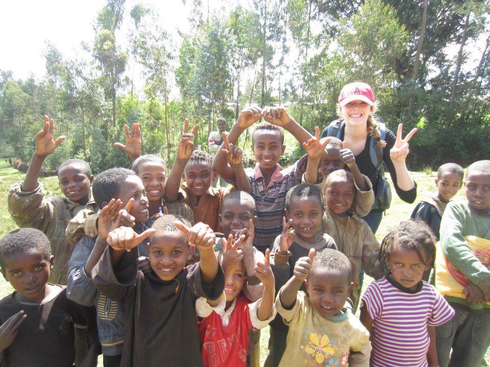Ethiopian Kids :)