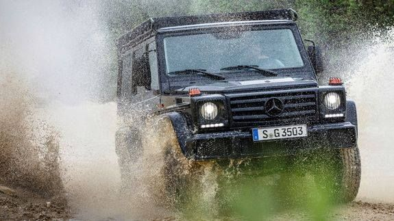 This is the Mercedes G-Class adventurers have been waiting for -> http://mashable.com/2016/06/01/mercedes-benz-g-350-d-professional/ FOLLOW ON FACEBOOK! https://www.facebook.com/TechNewsTrends/