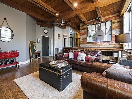 Hereu0027s A Nice Tri Level Timber Loft Townhouse For Only $495K   Under $500