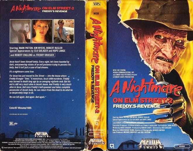 Freddy S Revenge A Nightmare On Elm Street Nightmare On Elm Street Freddy S Revenge