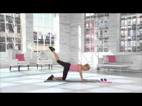 Youtube Tracy Anderson Daily Exercise Routines Heath And Fitness