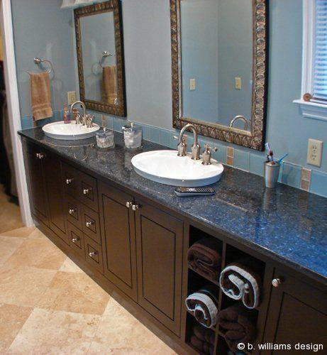 Wholesale Natural Stone Giallo Pearl Blue Pearl Granite ... on Bathroom Ideas With Black Granite Countertops  id=60175
