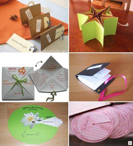 Fabuleux idees_menu_mariage_scrapbooking_book_tags_étoile_valise_tourniquet  DM46