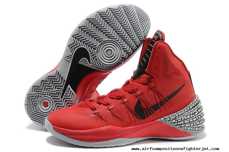 best service 81be3 a991d ... discount code for university red black wolf grey nike hyperdunk 2013  xdr 251dc 1cde7