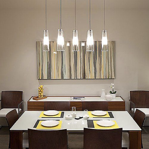Bonn Pendant By Lbl Lighting At Lumens Com Contemporary Dining Room Lighting Dining Room Lighting Dining Room Lighting Chandeliers