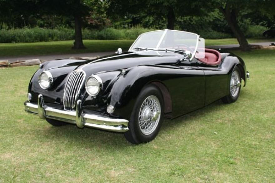 Jaguar XK140 BEVERLY HILLS CAR CLUB is always looking to purchase ...