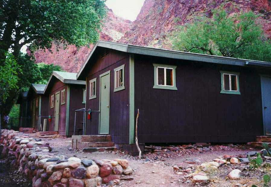 Phantom Ranch Bunk House anyone that can walk ought to hike the Grand Canyon--- it's dazzling