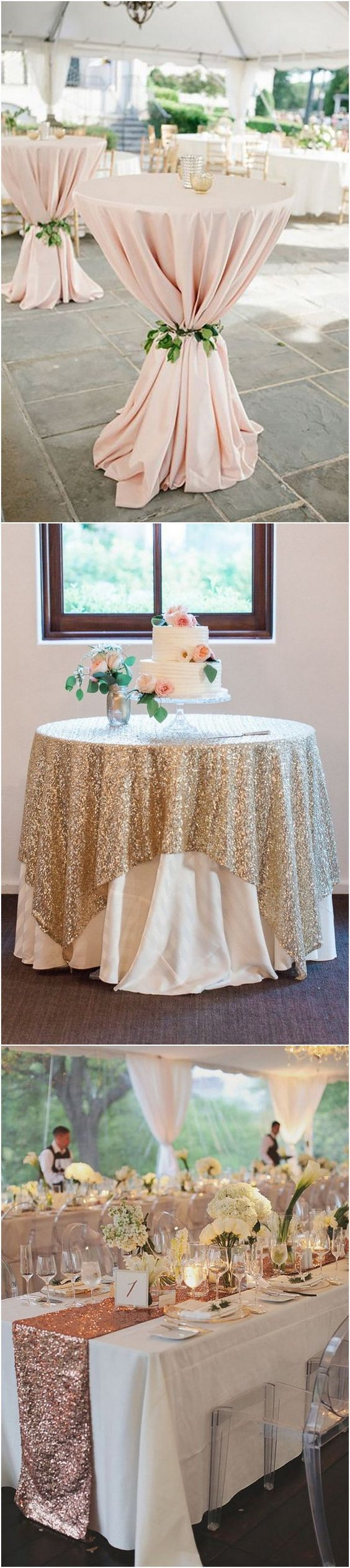 Diy wedding table decorations ideas   Brilliant Wedding Table Decoration Ideas  Wedding table decor