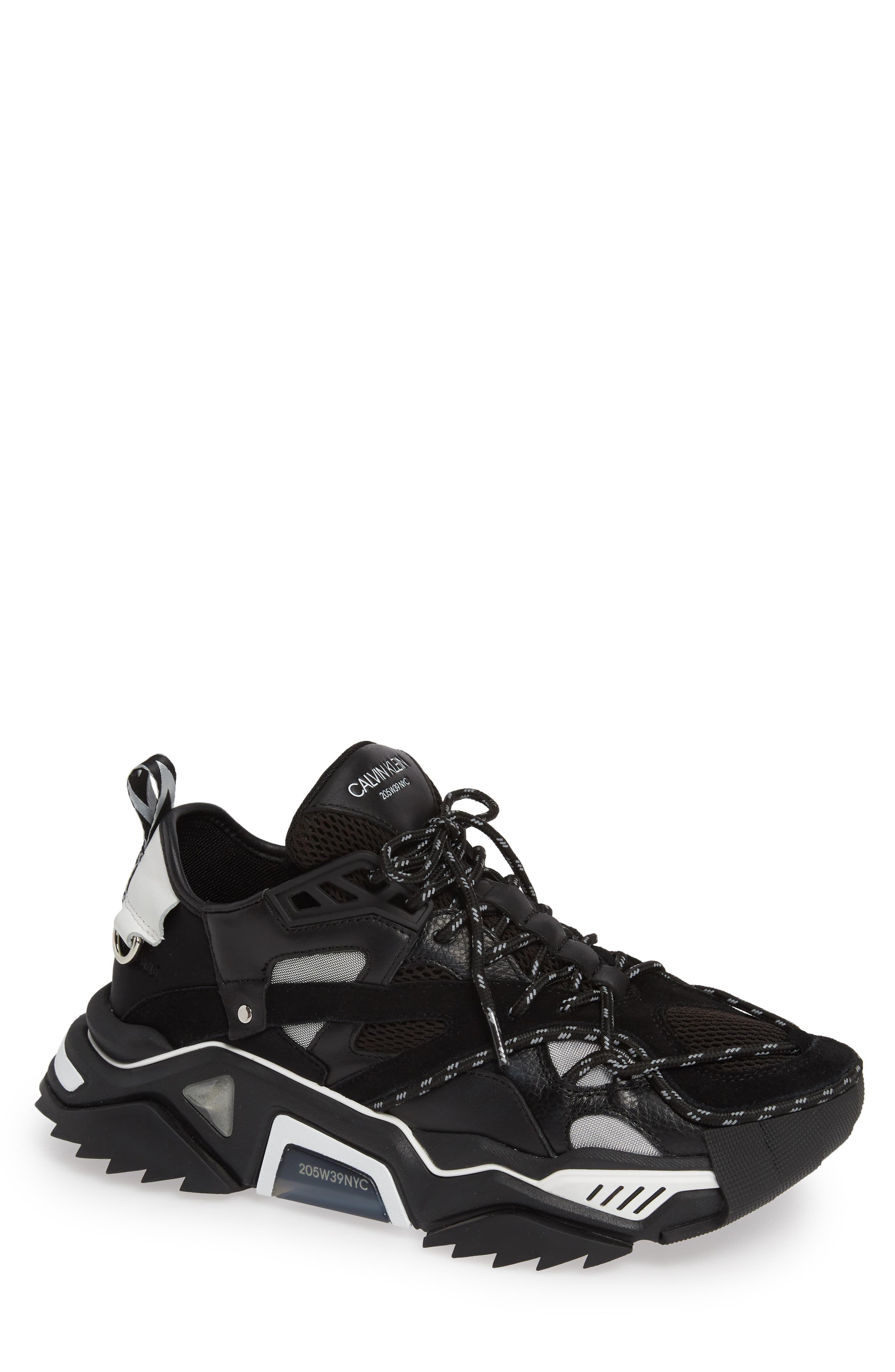 b69ee26b9d Men's Calvin Klein 205W39Nyc Strike Sneaker, Size 10US / 43EU ...