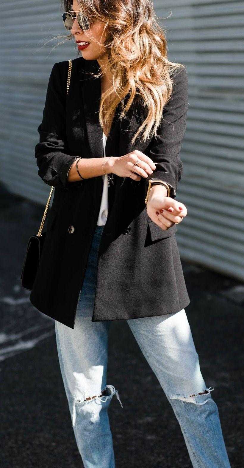 Αποτέλεσμα εικόνας για oversized blazer outfit