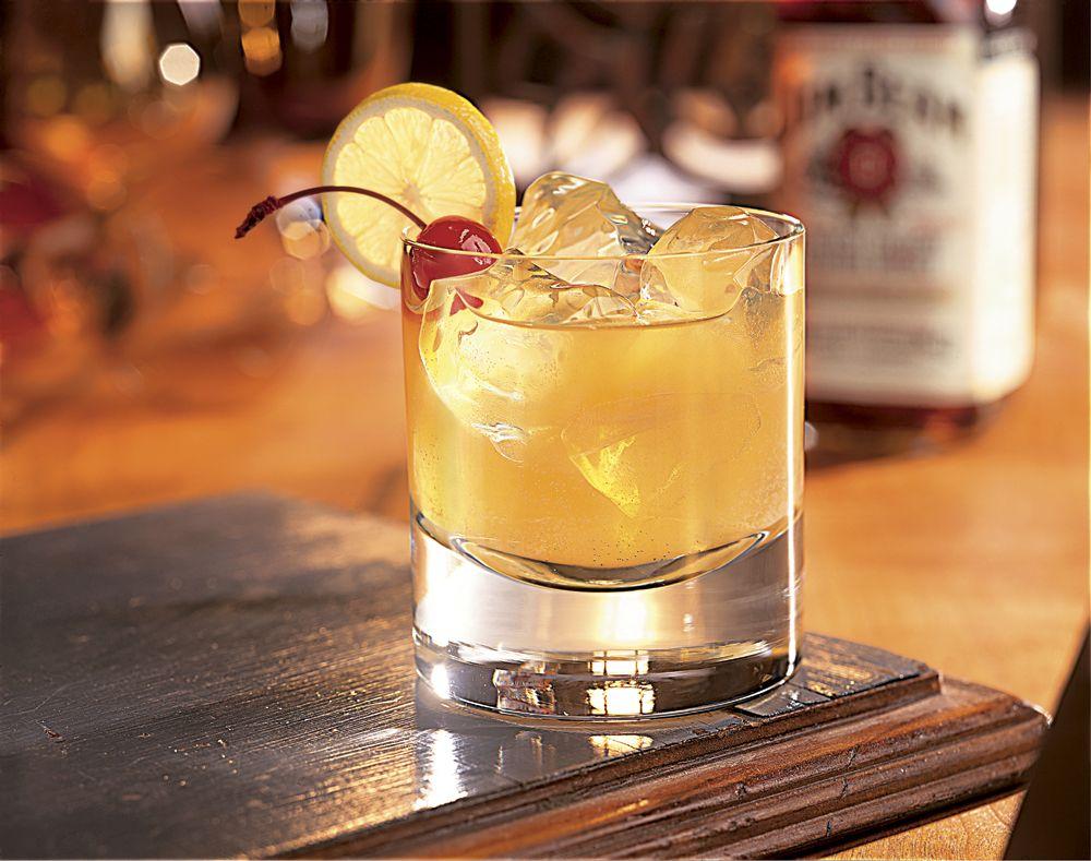 Jim Beam Whiskey Sour Whisky Sour Whiskey Sour Whiskey Sour Recipe
