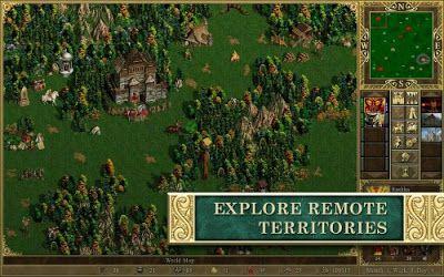 Heroes of Might & Magic III HD Mod Apk Download | apk