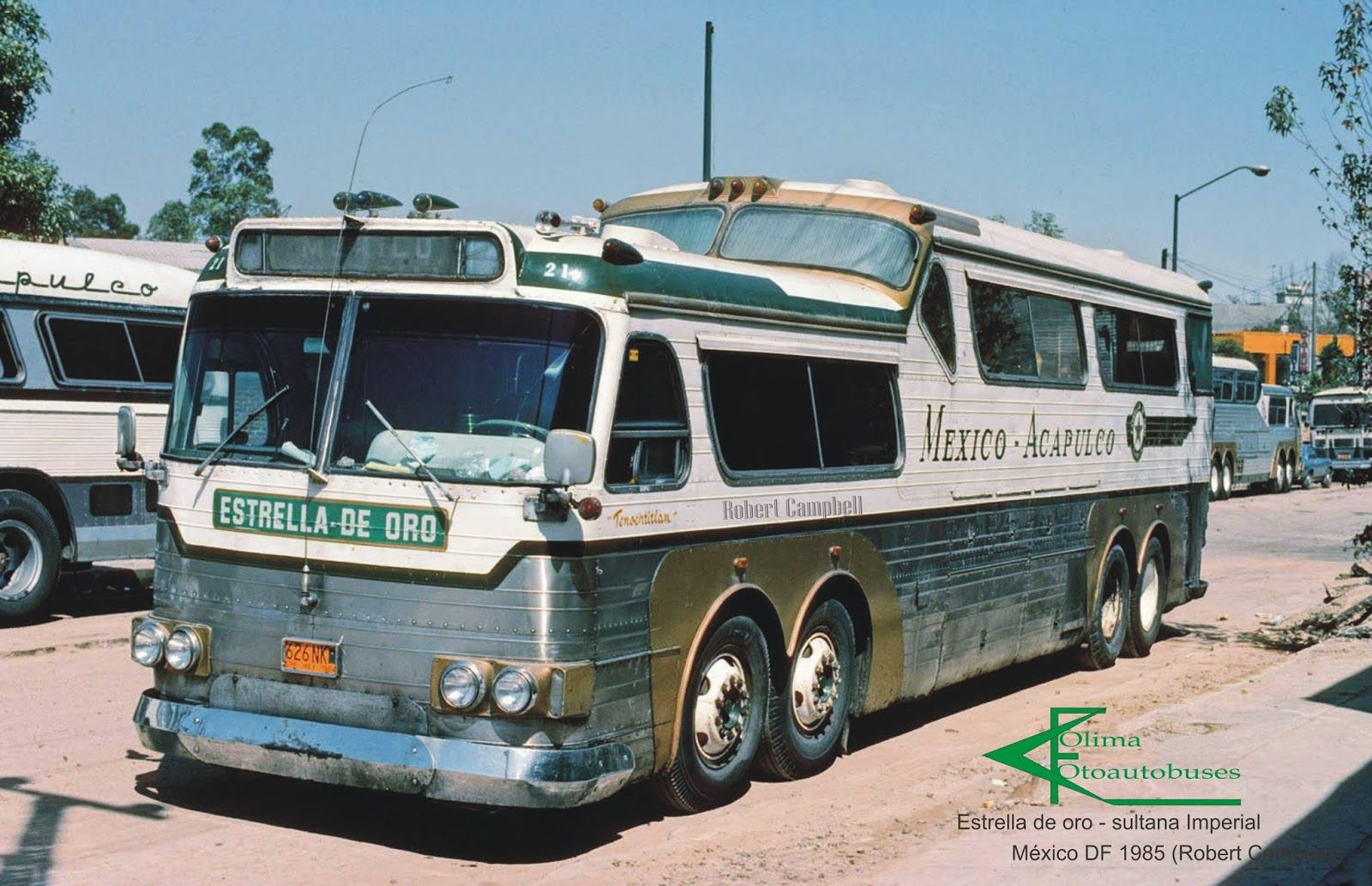 Autobus, Autobuses Volkswagen