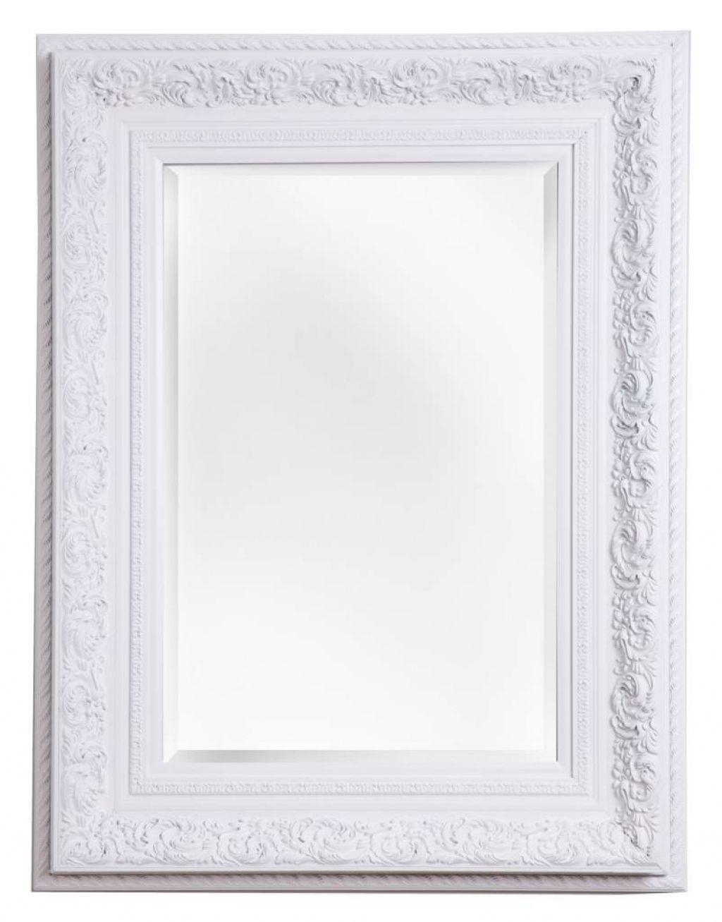 33++ Spiegel mit rahmen weiss ideen
