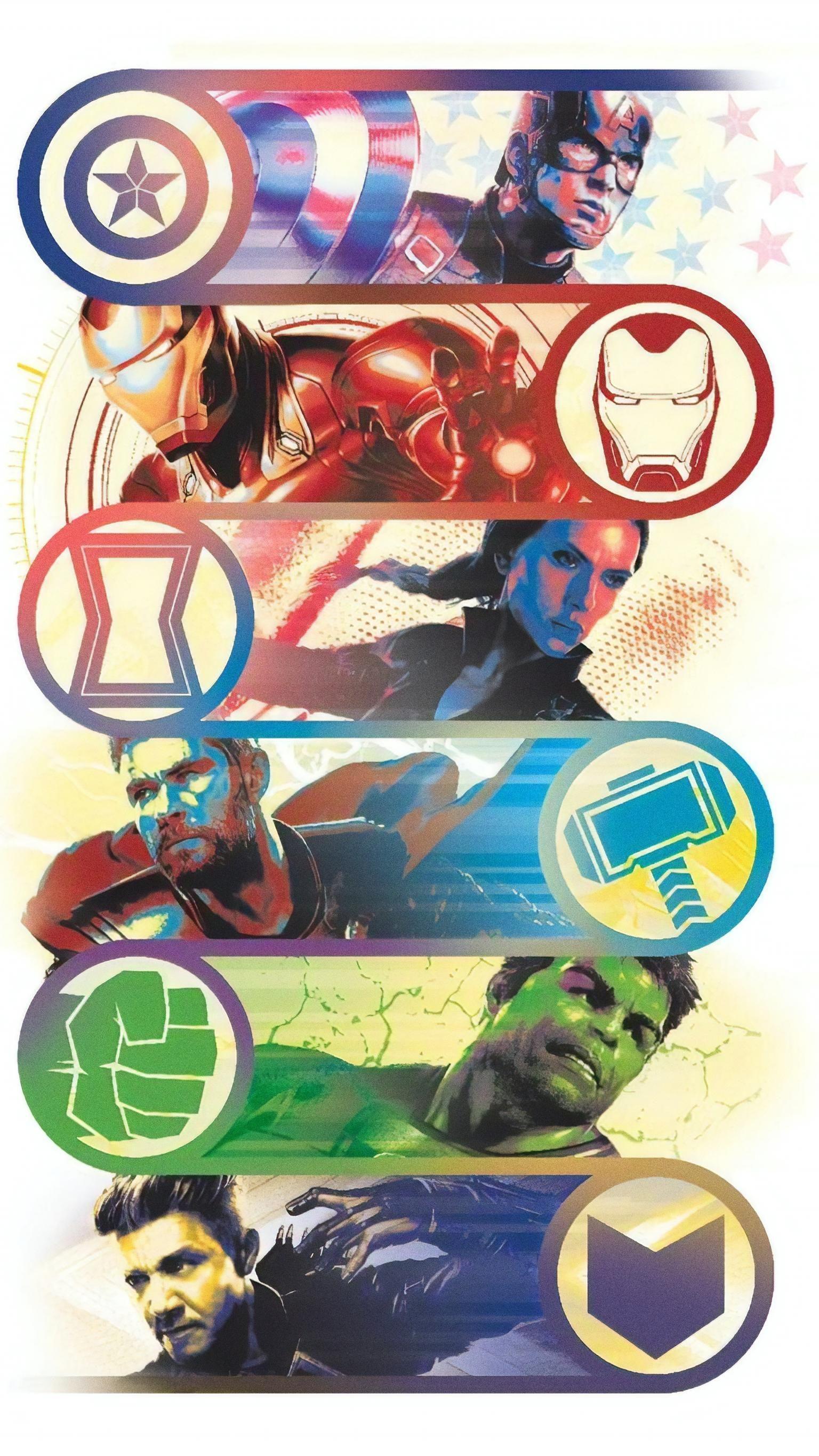 Avengers Endgame (2019) Phone Wallpaper