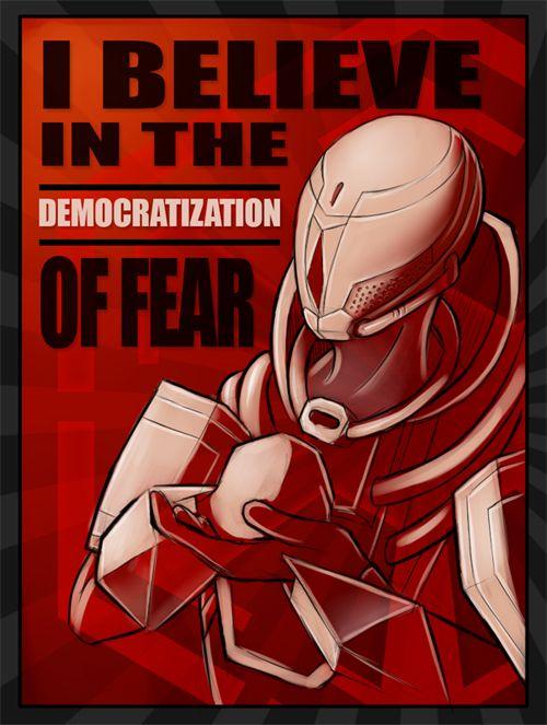 The Democratization Of Fear By Vixen11 On Deviantart Star Wars Sith Star Wars Darth Tv Tropes