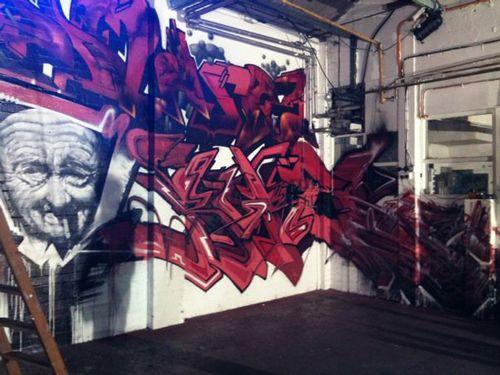 Graffiti Artists For Venues