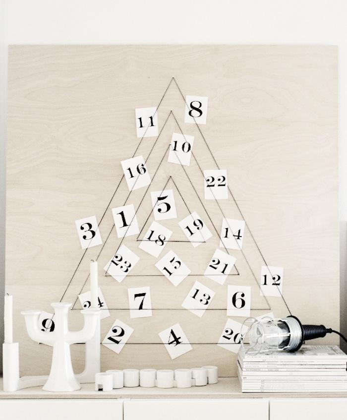 5 Favorites Diy Advent Calendars Remodelista Christmas Decor Diy Diy Advent Calendar Diy Calendar