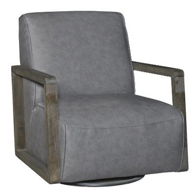 Tremendous Charcoal Gray Swivel Chair Kuka Chair Grey Accent Chair Machost Co Dining Chair Design Ideas Machostcouk
