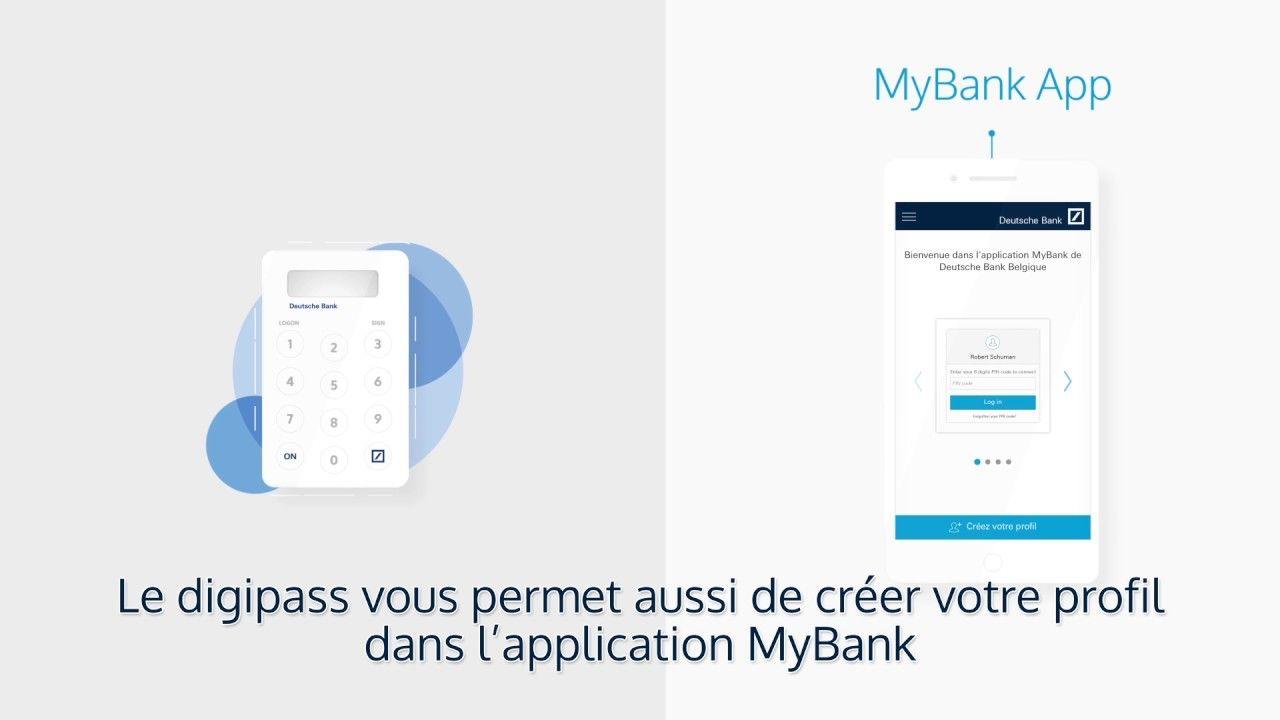 1 A quoi sert votre digipass ? Online Banking
