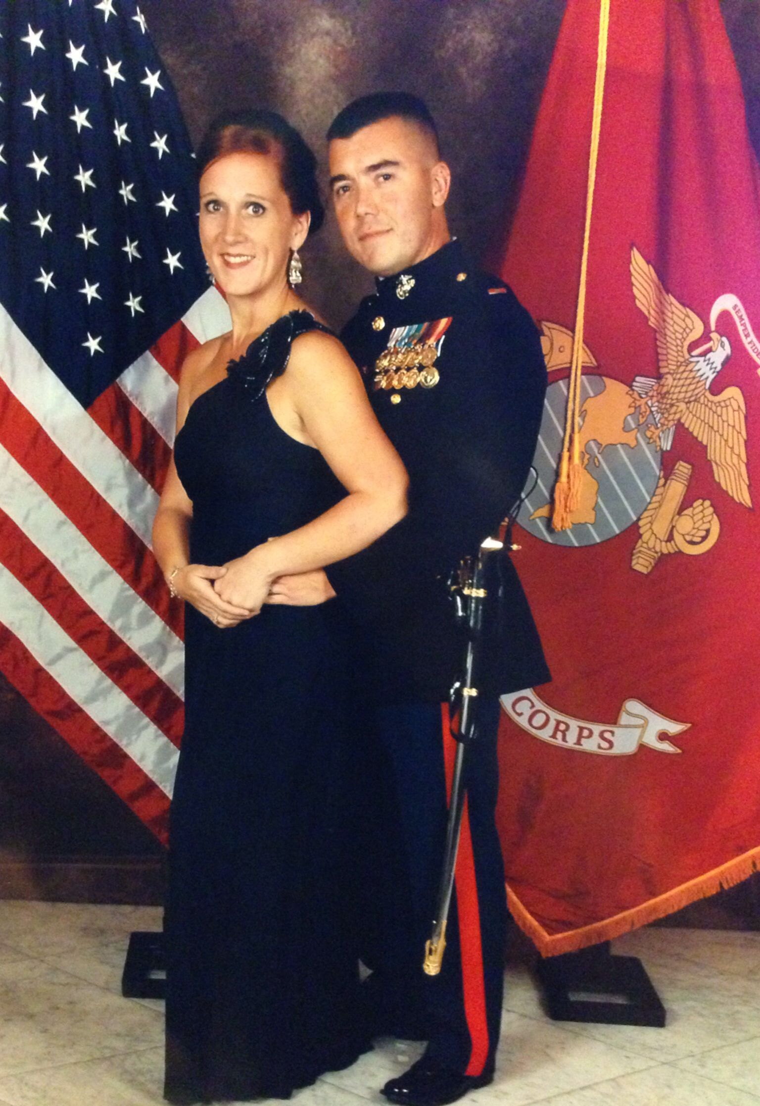 Marine Corps Birthday Ball haha cute pics to capture the