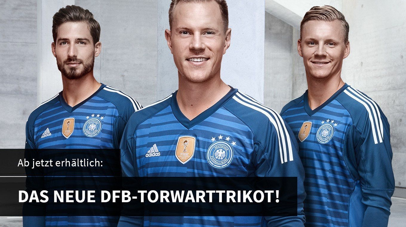 Germany 2018 Fifa World Cup Goalkeepers Kit