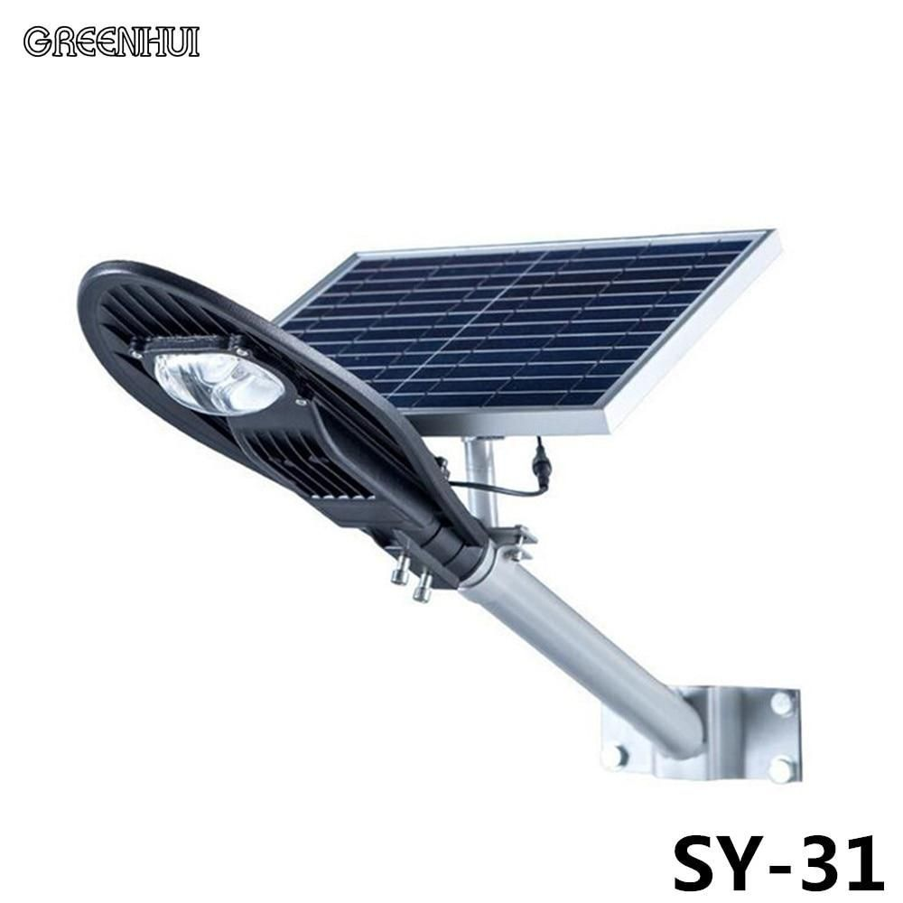 Hot All In One 8w Cob Led Street Lighting 12w Solar Panel Us 94 29 Solar Street Light Solar Panels Street Light