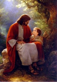Teaching little ones to know and love Christ: It's easier (and more important) than you think.