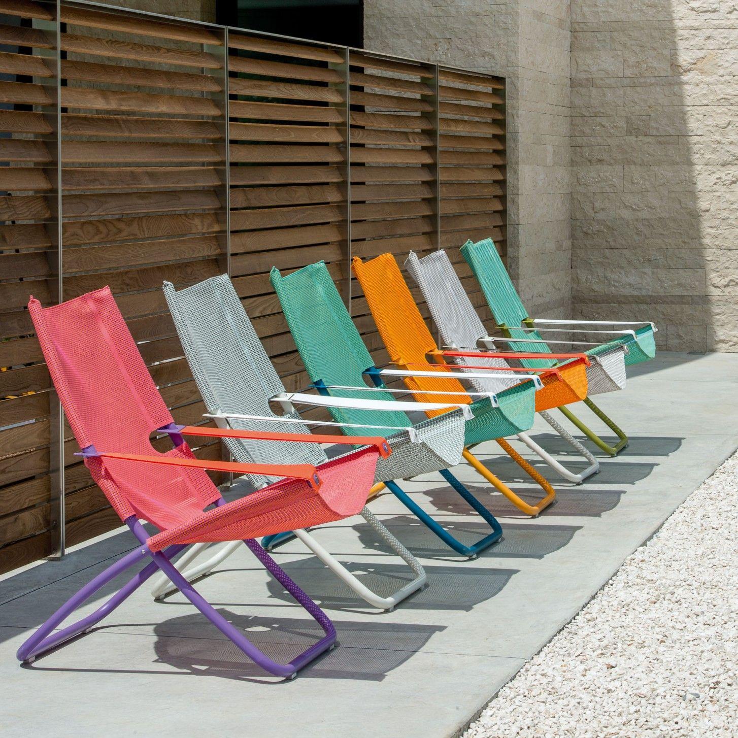 snooze liegestuhl von emu bei ikarus design gartenm bel. Black Bedroom Furniture Sets. Home Design Ideas