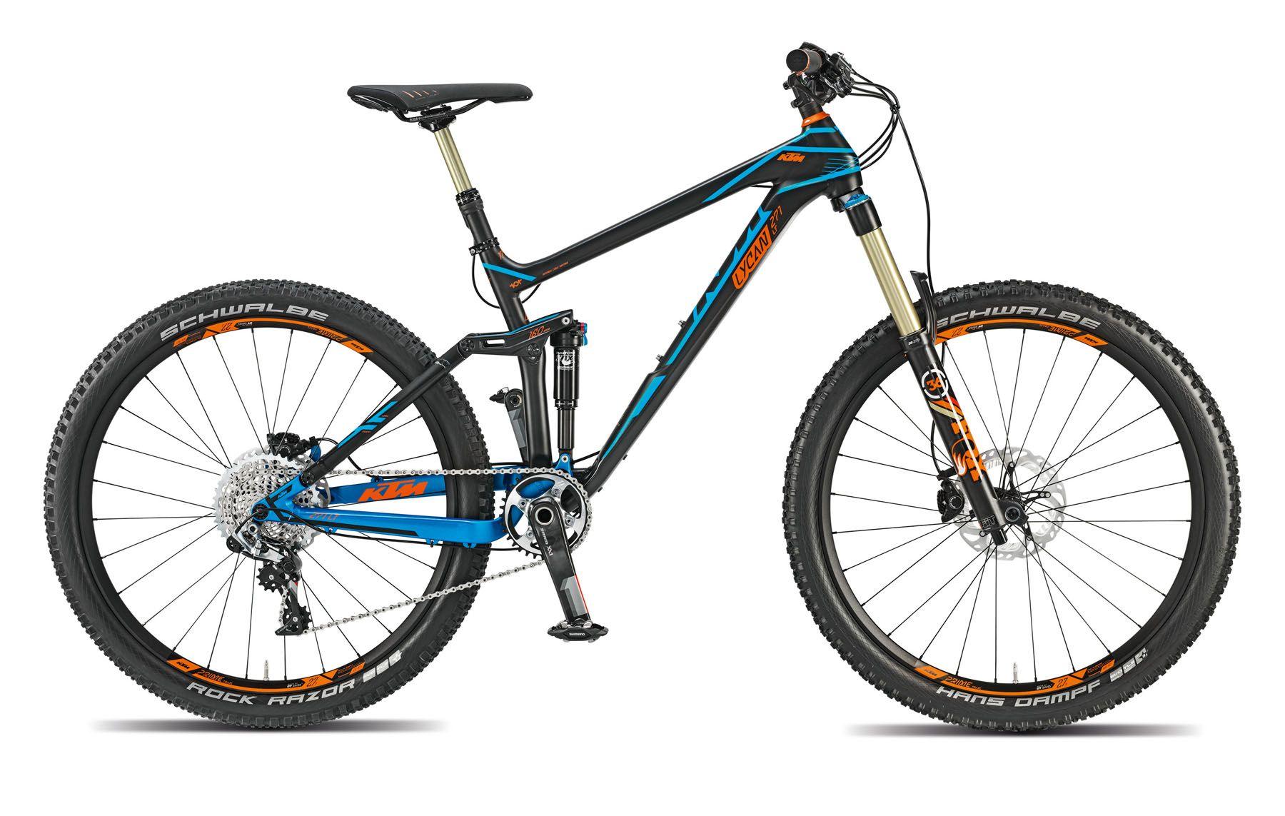 Full Suspension Ktm Bike Industries Ktm Bike Bicycle
