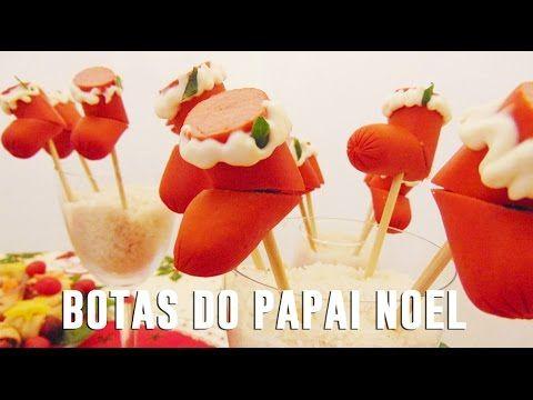 Botas do Papai Noel - https://www.youtube.com/watch?v=r59IrE-Xrf4