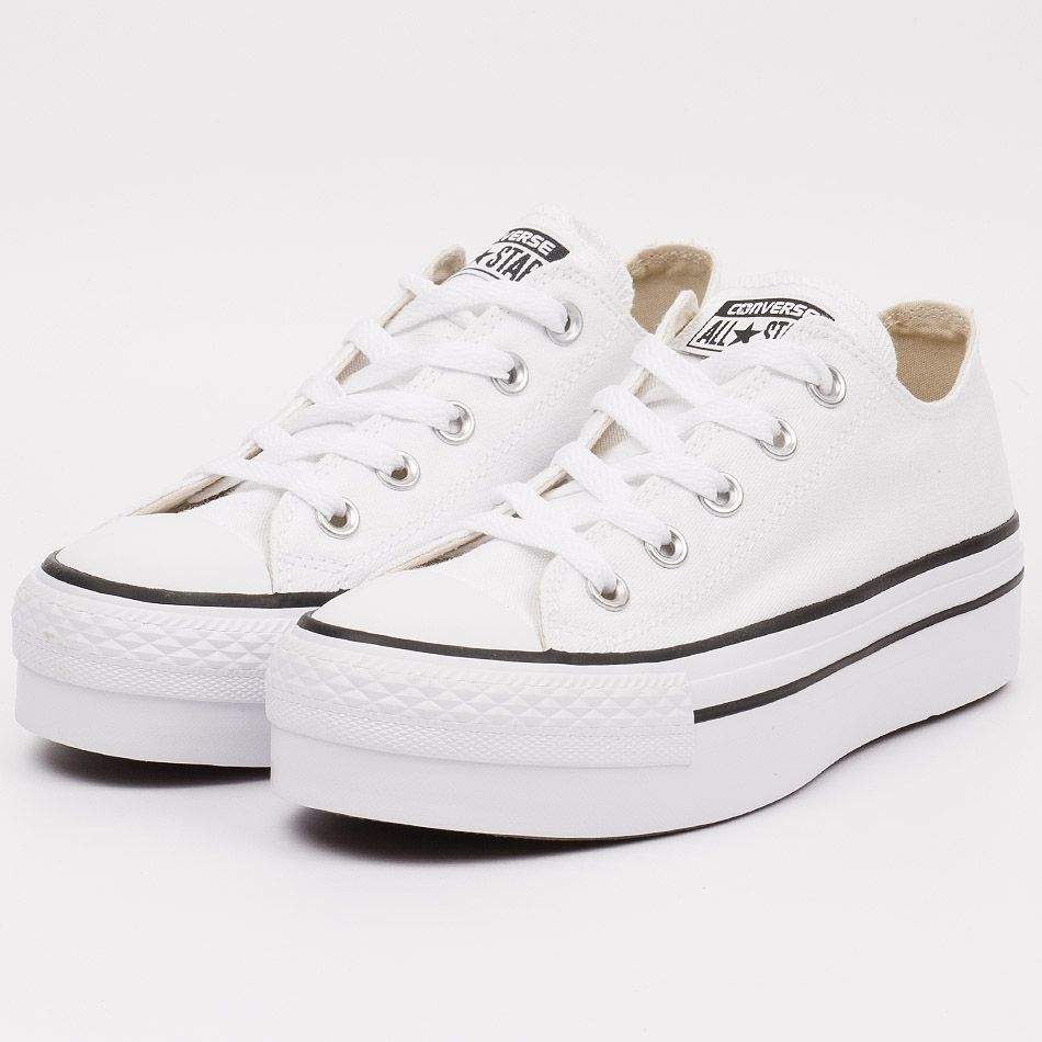 CT AS OX PLATFORM FAUX FUR - FOOTWEAR - Low-tops & sneakers Converse ZFb1YJRb