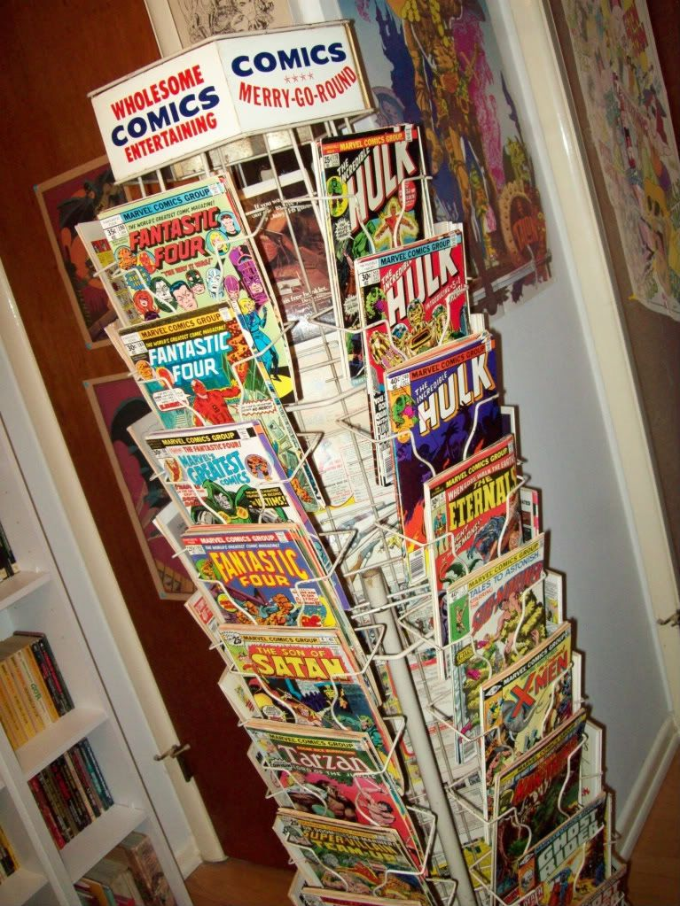 Help With Vintage Spinner Rack Dimensions Collectors Society Message Boards