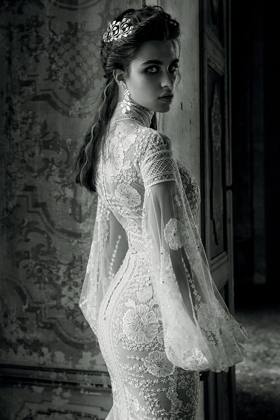 Photo of The bridal collection of the Australian couture brand J & # 39; aton