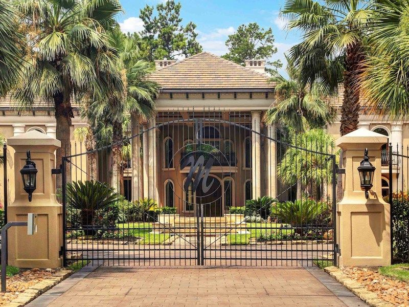 Mansions in Houston Texas