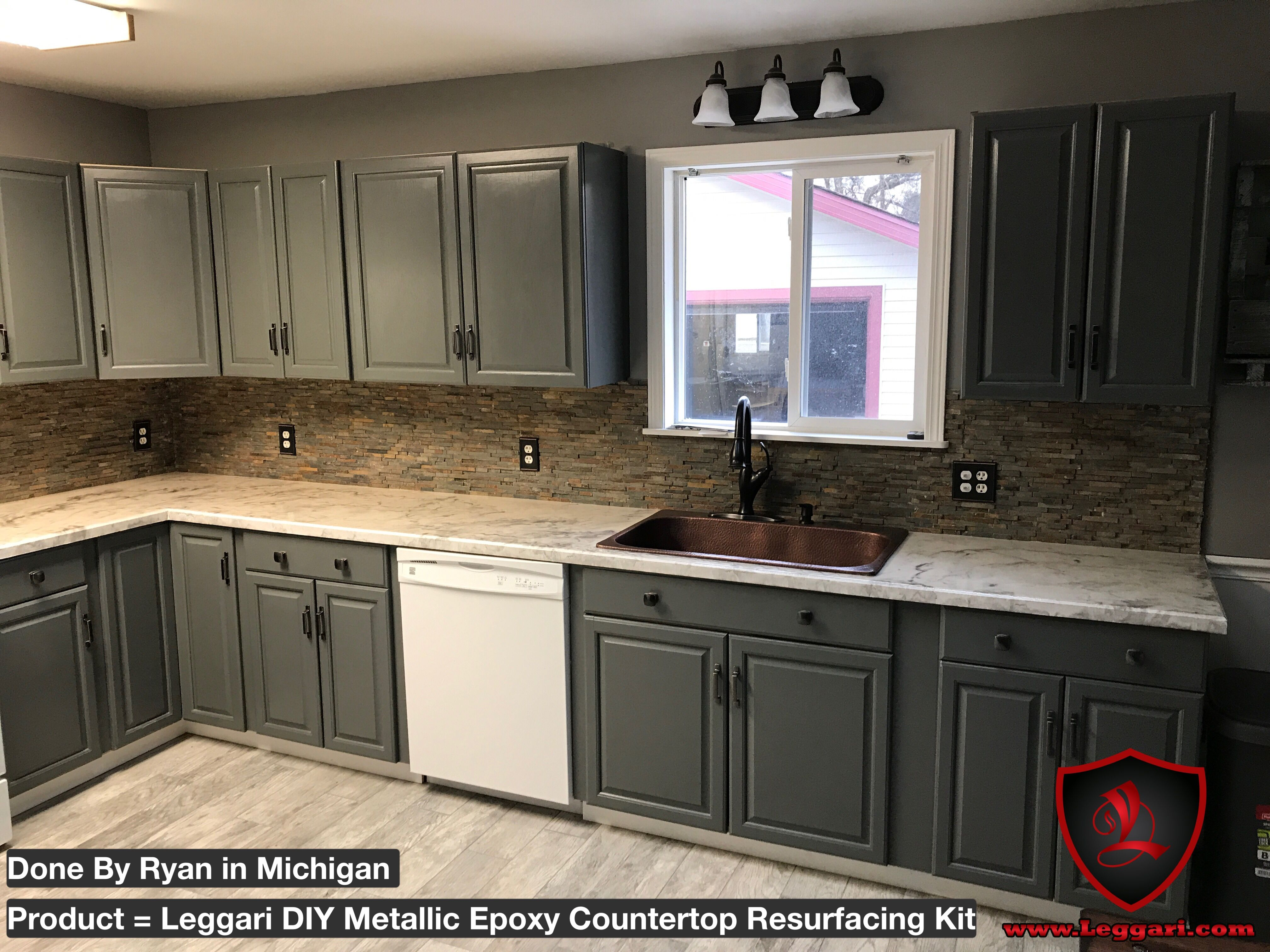 resurface kitchen countertops red rugs we make resurfacing easy with our diy