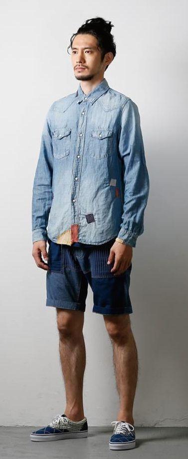 Fdmtl 2016 S S Collection Japanese Fashion Men S Style Madeinjapan Fashion Sofisty4allwomen Mens Fashion Denim Mens Fashion Sweaters Mens Pants Fashion