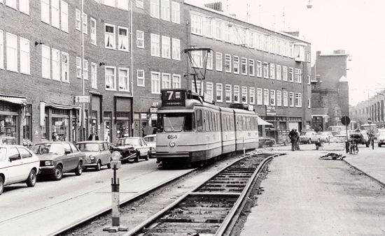 witte de withstraat amsterdam - 1967 | a'dam - amsterdam