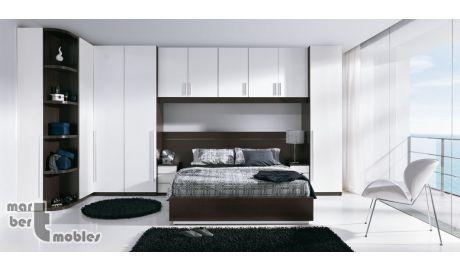 Dormitorio de matrimonio tipo puente mar  47  Ideas para casa  Pinterest  Dormitorio de matrimonio Matrimonio y Puentes
