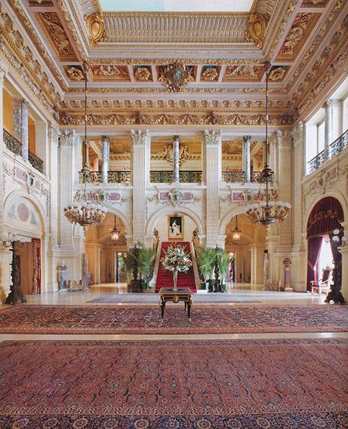 The Breakers, Rhode Island, United States. Built For The