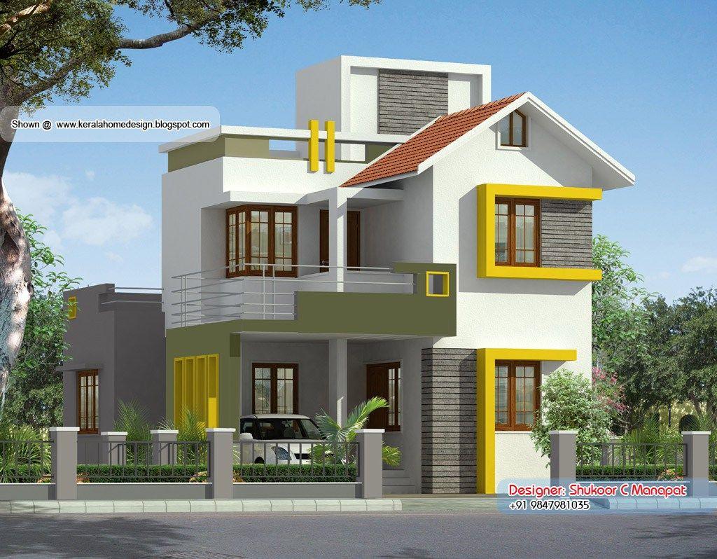 House plans small homes kerala homeminimalis isometric for Small house plans kerala