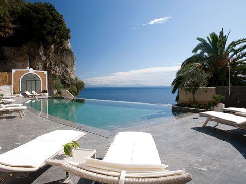 Swimming pool - Grand Hotel Convento di Amalfi