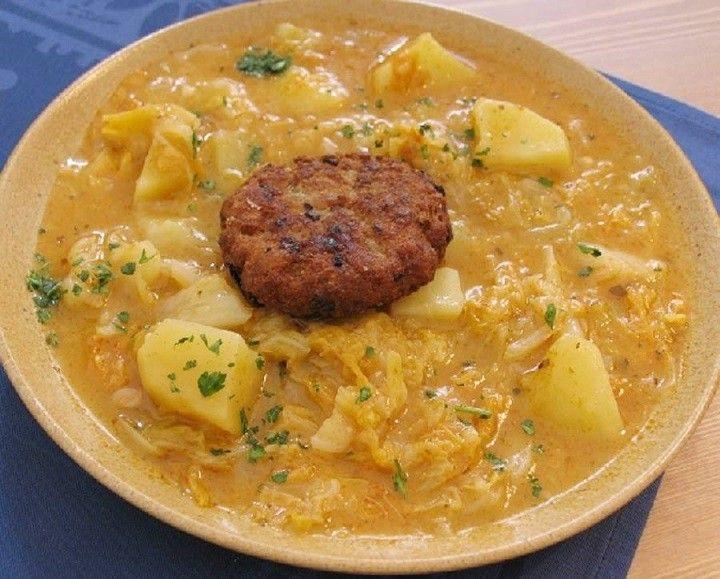 Kelkáposzta főzelék burgonyával • Recept | t2kutyaiskola.hu
